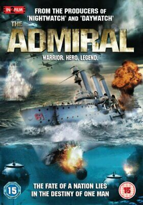 The Admiral [DVD] [2008] - DVD  WSVG The Cheap Fast Free Post