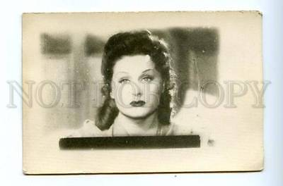 145352 Belle Woman ACTRESS MOVIE Star Vintage PHOTO