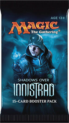 Magic the Gathering Shadows Over Innistrad Factory Sealed Booster Pack