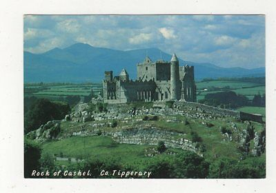 Rock Of Cashel Co Tipperary 1990 Ireland Postcard 911a