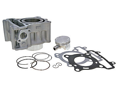 Cylinder Kit RMS 125ccm 52mm for Yamaha X-Max XMAX YZF and WR
