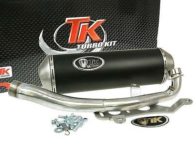 Exhaust Sport Turbo Kit GMax 4T for Kymco Downtown 300i