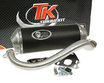 Exhaust Sport Turbo Kit GMax 4T for Honda Forza Roller Off 2008