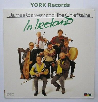 JAMES GALWAY & THE CHIEFTAINS - In Ireland - Ex LP Record RCA Red Seal RL 85798