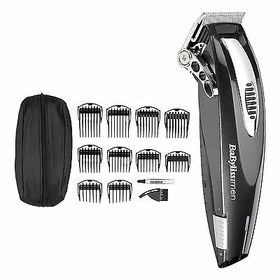 Babyliss 7475U Corded Cordless Super Hair Clipper New