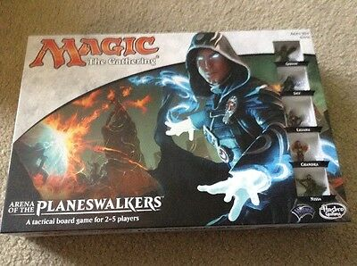 New Magic The Gathering Arena Of The Planeswalkers A Tactical Board Game