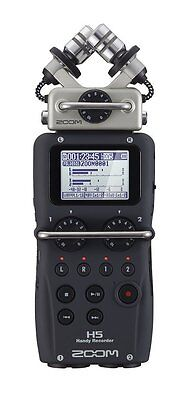 ZOOM H5 Handy recorder linear PCM recorder from Japan New!