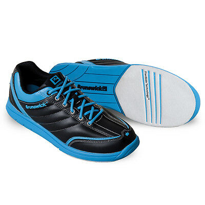 Bowling Shoes Women Bru ick Diamond black/blue for Right und Left-handed