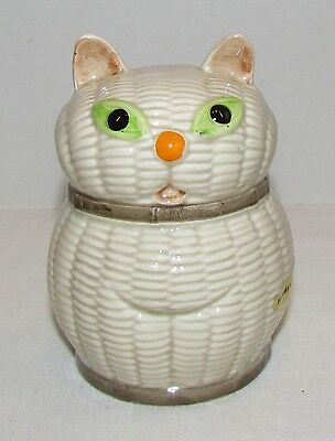 Otagiri Yarn Cat Bank, 1970s Japan