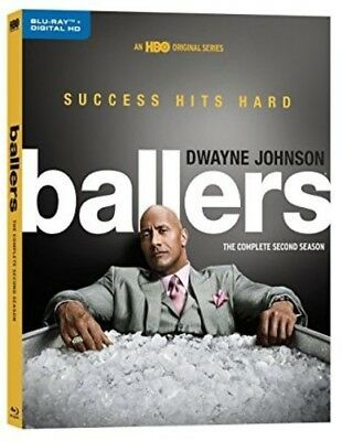 Ballers: The Complete Second Season [New Blu-ray] Full Frame, Digital Copy, Do