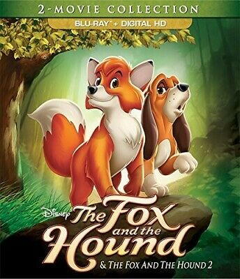 The Fox And The Hound: 2 Movie Collection [New Blu-ray] Ac-3/Dolby Digital, Do