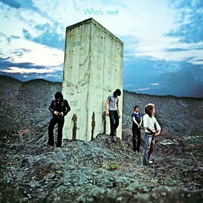 The Who - Who's Next - The Who CD OCVG The Cheap Fast Free Post The Cheap Fast