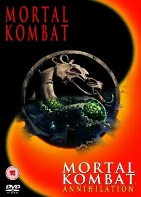 Mortal Kombat/Mortal Kombat: Annihilation [DVD] [1995] - DVD  MCVG The Cheap