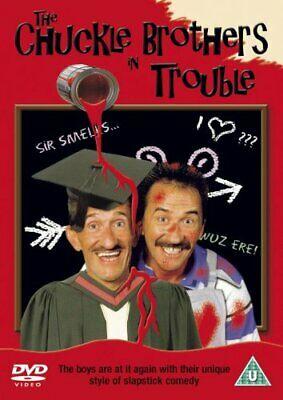 Chuckle Brothers - Chuckle Brothers - In Trouble [DVD] - DVD  14VG The Cheap