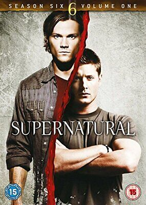 Supernatural - Season 6 Part 1 [DVD] [2011] - DVD  CEVG The Cheap Fast Free Post