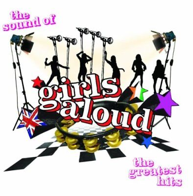 Girls Aloud - The Sound of Girls Aloud - Girls Aloud CD 72VG The Cheap Fast Free