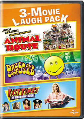 National Lampoon's Animal House / Dazed and Confused / Fast Times at Ridgemont H