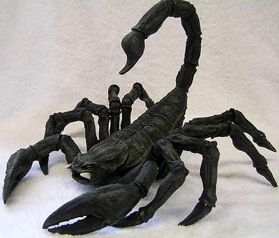 Nemesis Now Large BLACK SCORPION Evil Gothic Pagan Insect Spider