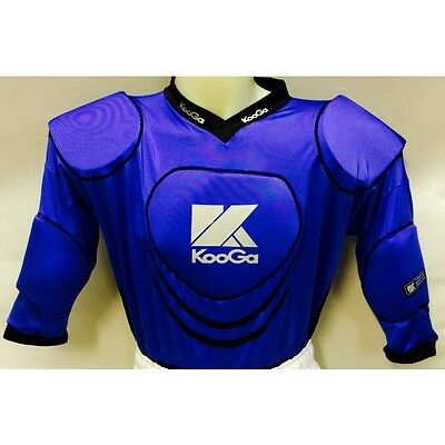 Kooga Mens Shoulder and Body padded top Size XL + XXL