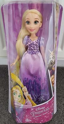 """12"""" Disney Barbie Doll, Rapunzel From Tangled, New, Sealed And Boxed"""