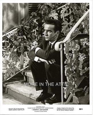 Montgomery Clift Suddenly Last Summer Columbia Pictures Film Still