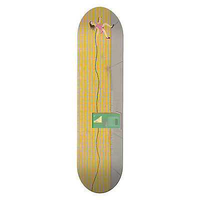 TOY MACHINE Skateboard Deck TEMPLETON ART BOARD 8.5""