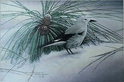 Stephen Lyman Giclee Hand Signed Limited Numbered Canvas Edition Handsome