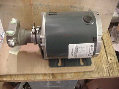 March TE-MDK-MT3 mag drive pump 115/230v 10gpm max TEFC motor iwaki little giant