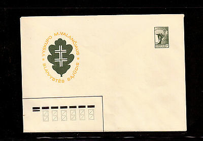 Lithuania 1990 Stationary, Re-Establishment Of The Republic Of Lithuania !!5