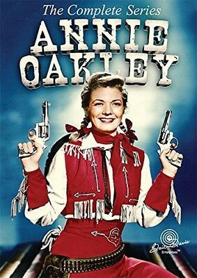 Annie Oakley: The Complete Series [New DVD] Full Frame, Subtitled
