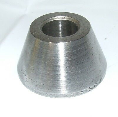 """AMMCO RELS Snap on BRAKE LATHE HUBLESS ADAPTER 1"""" CENTERING CONE 3904"""