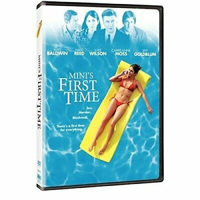 Mini's First Time - DVD  EIVG The Cheap Fast Free Post