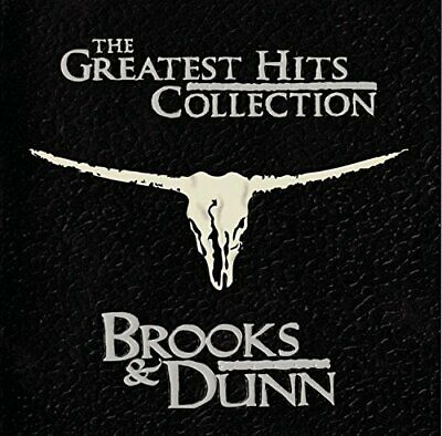 Brooks & Dunn - The Greatest Hits Collection - Brooks & Dunn CD RLVG The Cheap