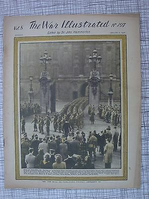 The War Illustrated # 197 (Burma, Home Guard, Arnhem, V2, RAF Transport Command)