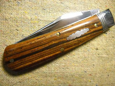 Great Eastern Cutlery Tidioute # 74 Stallion Knife flawless Cocobolo