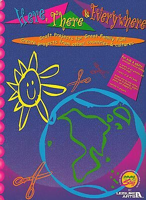 Here There & Everywhere Kids Crafts Project Book 2000