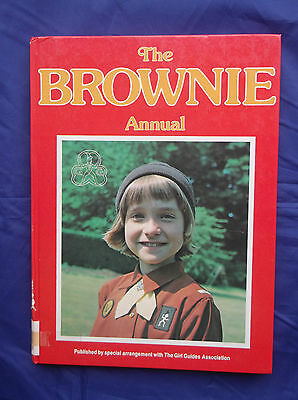 The Brownie Annual 1979 Pint-Size Ponies, Pack Venture In Jerusalem, Portsmouth