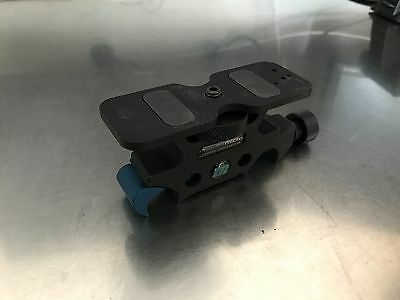Redrock Micro DSLR Baseplate Base Plate #6 Rig Support Zacuto Ikan Neewer Red