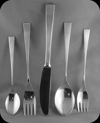 Herosil Pyramid Stainless 5 Piece Place Setting