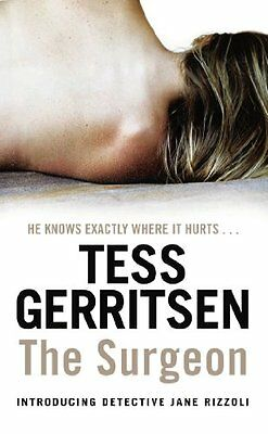 The Surgeon: (Rizzoli & Isles series 1)-Tess Gerritsen, 9780553824551