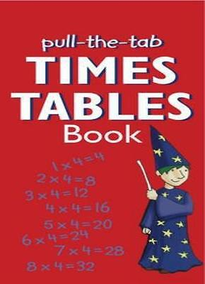 Pull-the-Tab Times Table Book-Vivian Head