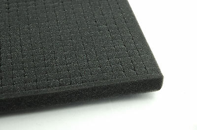 2 x Pick and Pluck Grid Foam Inserts 56x30x2.5cm - Pick 'N' Pluck