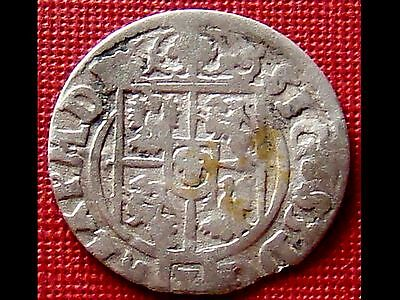 British Found Post Medieval Period European Hammered Type Silver Coin