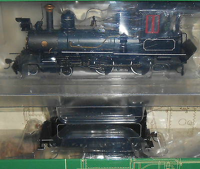 USA 1920 On30 Baldwin Narrow Gauge 4-4-0 Steam Locomotive Painted Undecorated