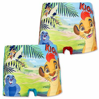 The Lion Guard Disney Junior Swimming Boxers Briefs Shorts Trunks 2-8yrs 2017