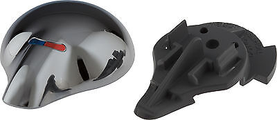 Delta Temperature Dial Knob and Cover for 1700 Series Shower Chrome