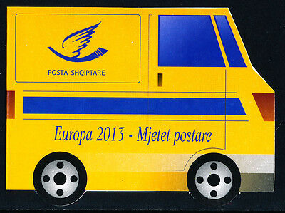 2013 EUROPA CEPT BOOKLETS, each available to buy seperately