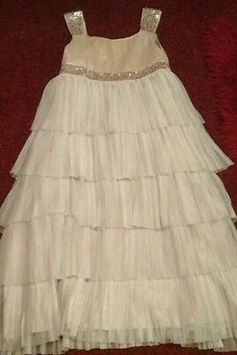 Girls Dress By Monsoon Aged 11-12 Years