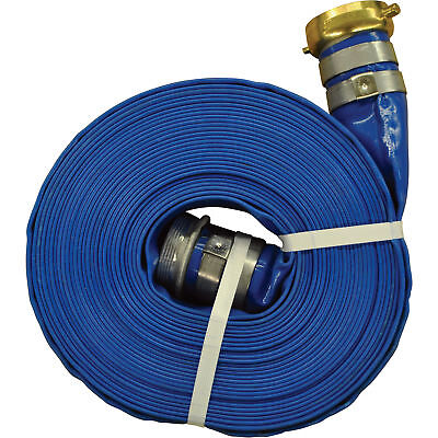 JGB Enterprises Water Pump Discharge Hose2in. x 50ft.,# A008-0326-1650