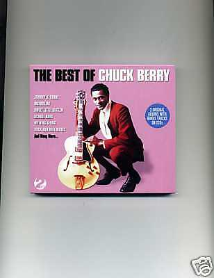 Chuck Berry - The Best Of - 2 Cds - New!!